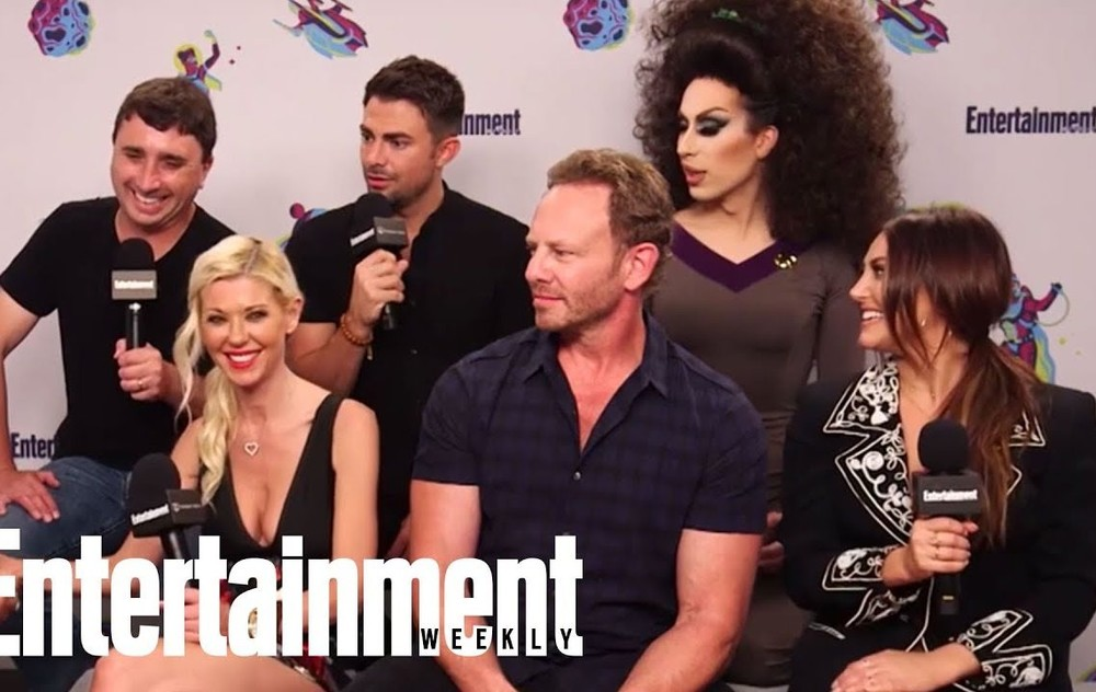 'Sharknado 6' Cast Talks About Their Explosive Final Installment | SDCC  2018 | Entertainment